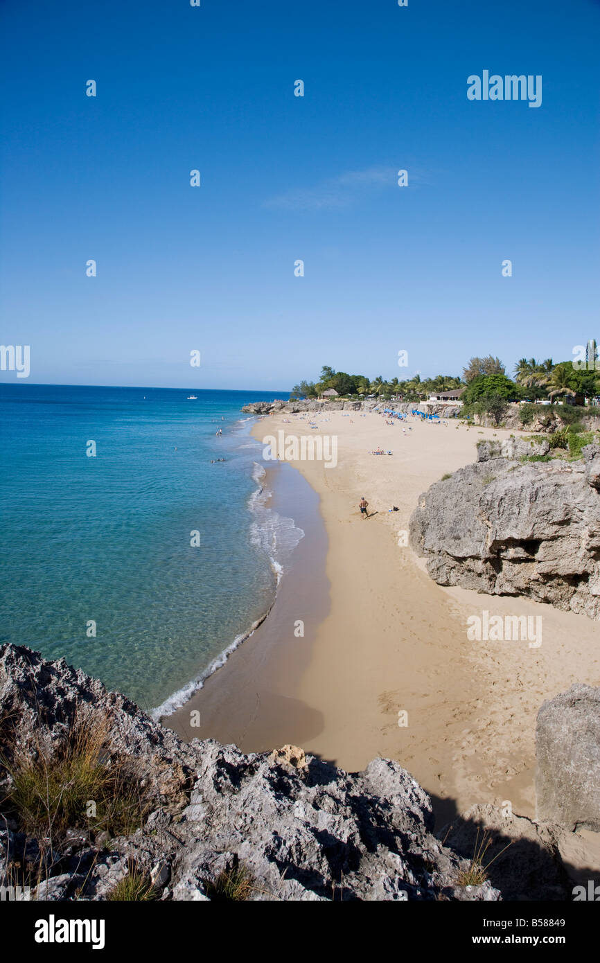 Sosua, Dominican Republic, West Indies, Caribbean, Central America - Stock Image