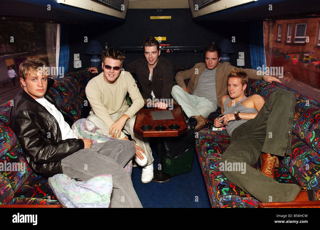 Westlife Tour Stock Photos & Westlife Tour Stock Images - Alamy