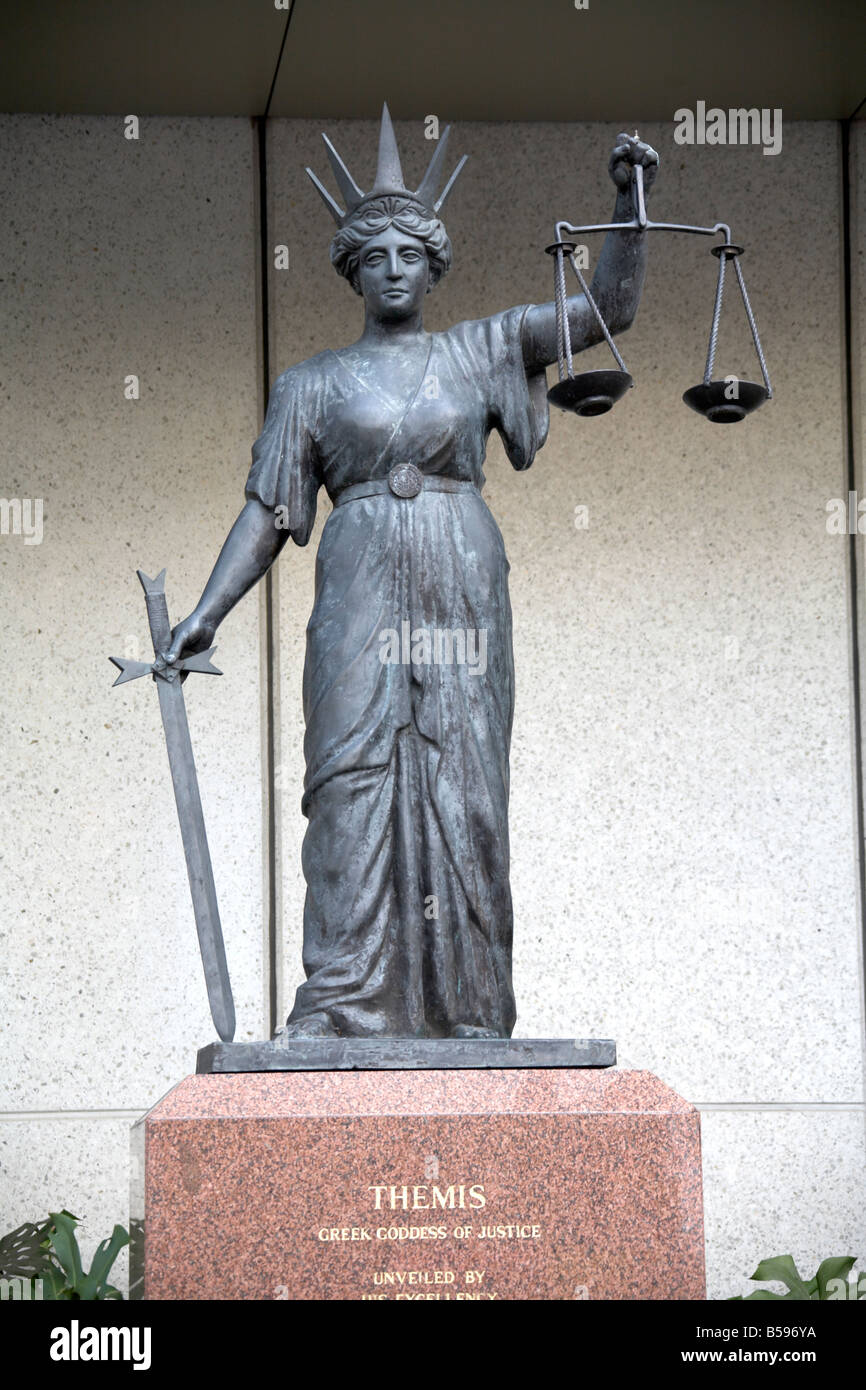 The goddess of justice named Themis 49