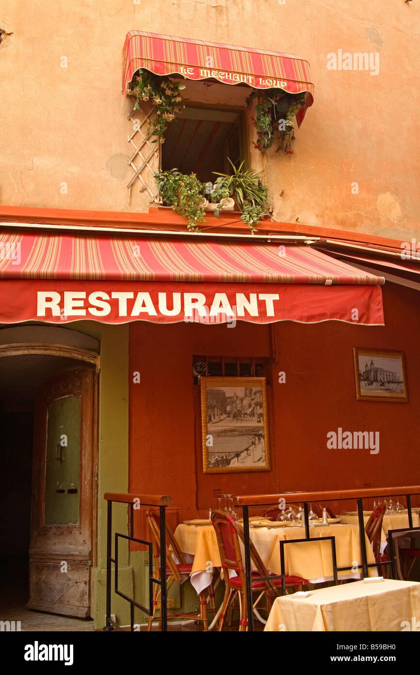 Cannes Restaurant Rue Saint Antoine