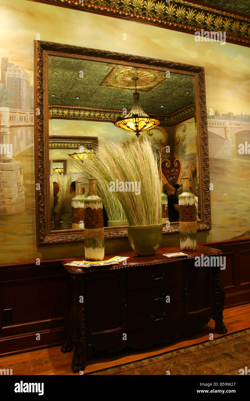 entry decor and wall painting kuhns building historical building in