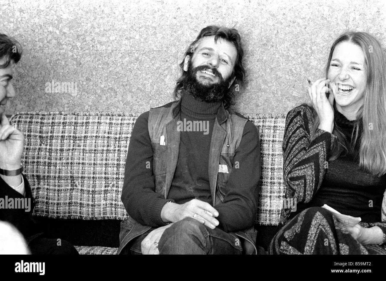 Ex Beatle Ringo Starr April 1975 75 1771 006
