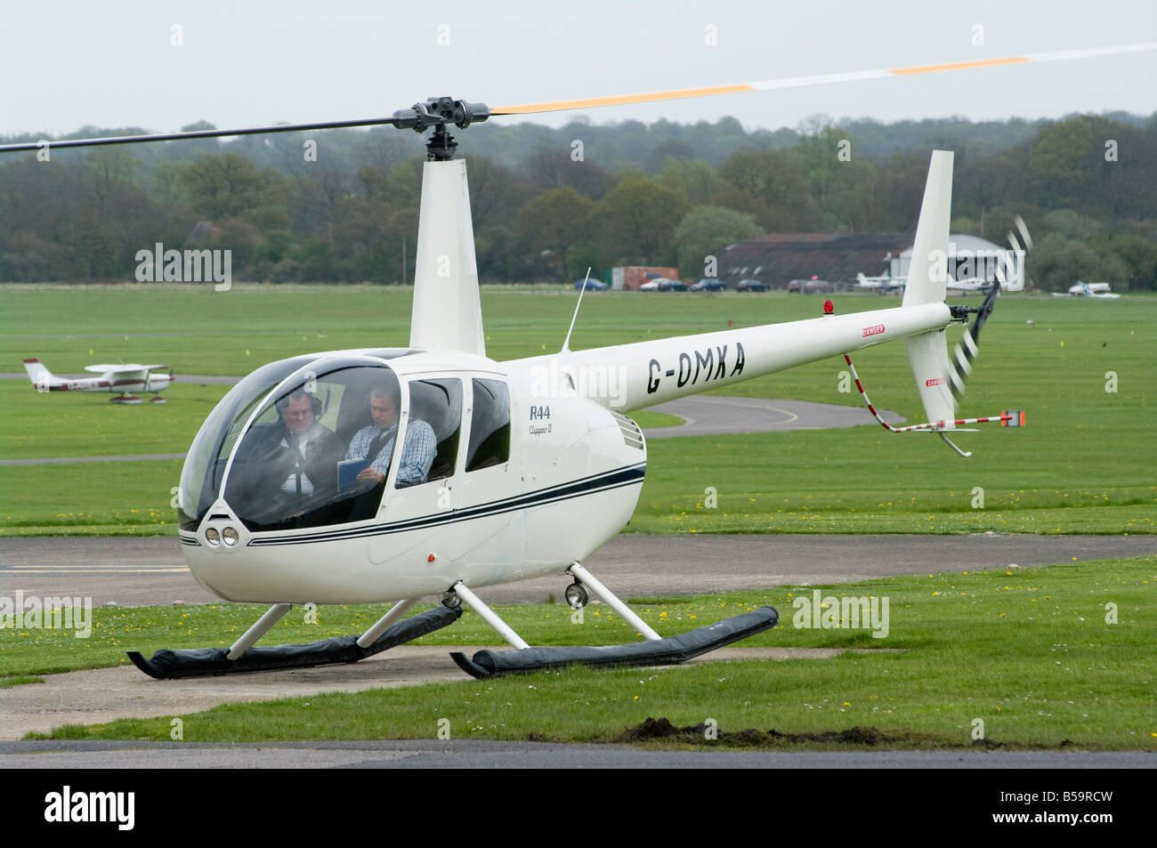 Small Helicopter Stock Photos & Small Helicopter Stock