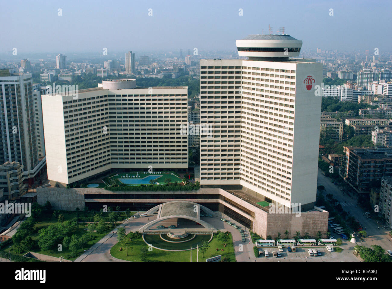 The Garden Hotel A Joint Venture In Guangzhou China G Corrigan