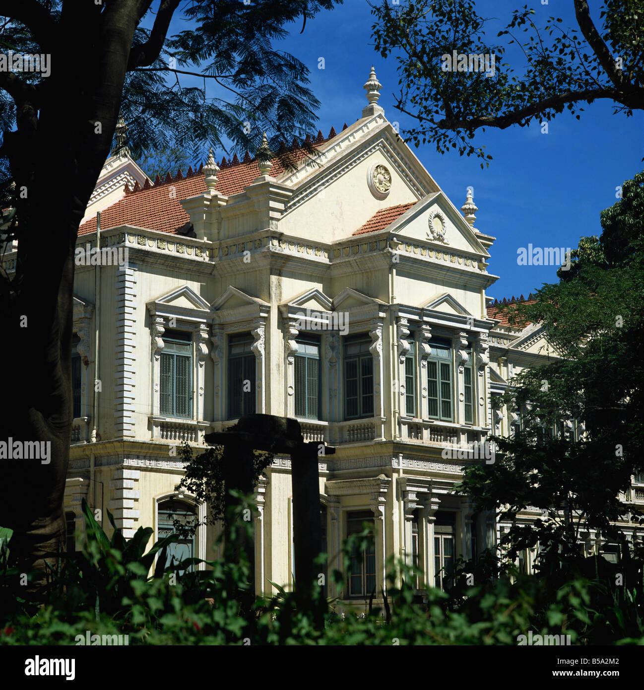 Colonial House Mahatma Gandhi Road Bangalore Karnataka State India Asia