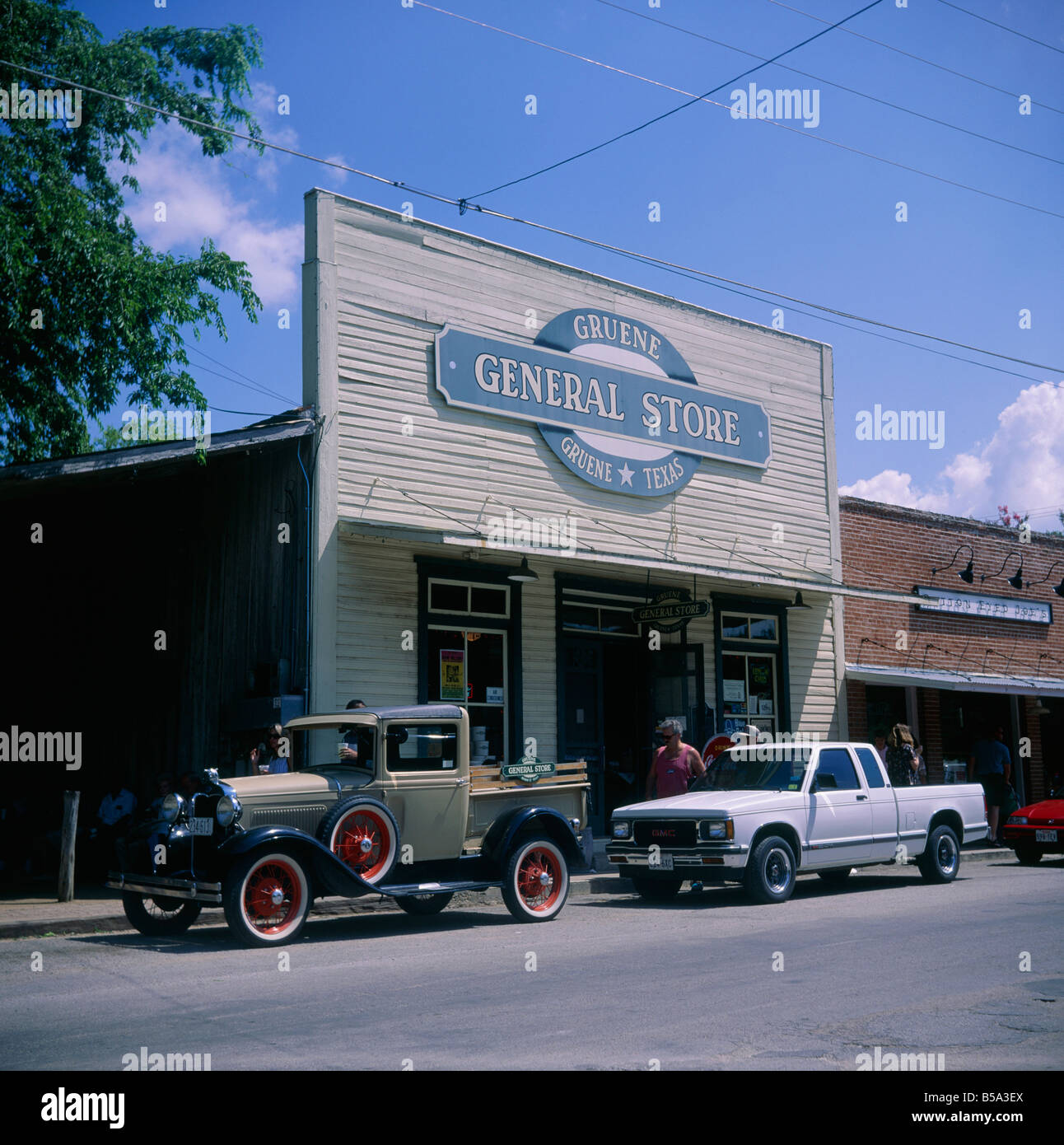 General Store Stock Photos General Store Stock Images: Gruene, Texas Stock Photos & Gruene, Texas Stock Images