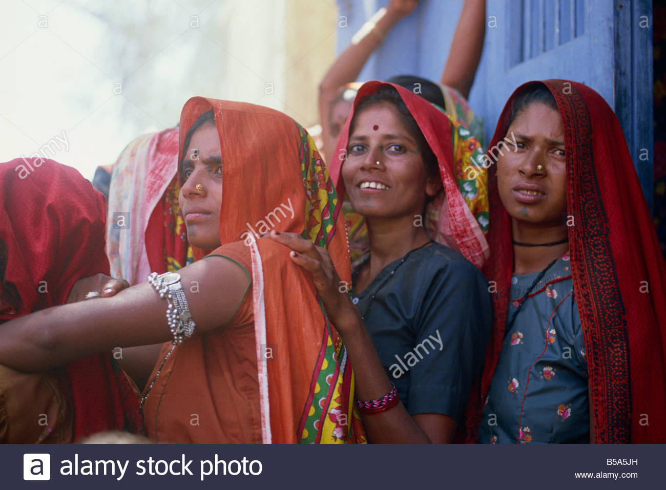 Bhil Tribe Stock Photos Amp Bhil Tribe Stock Images
