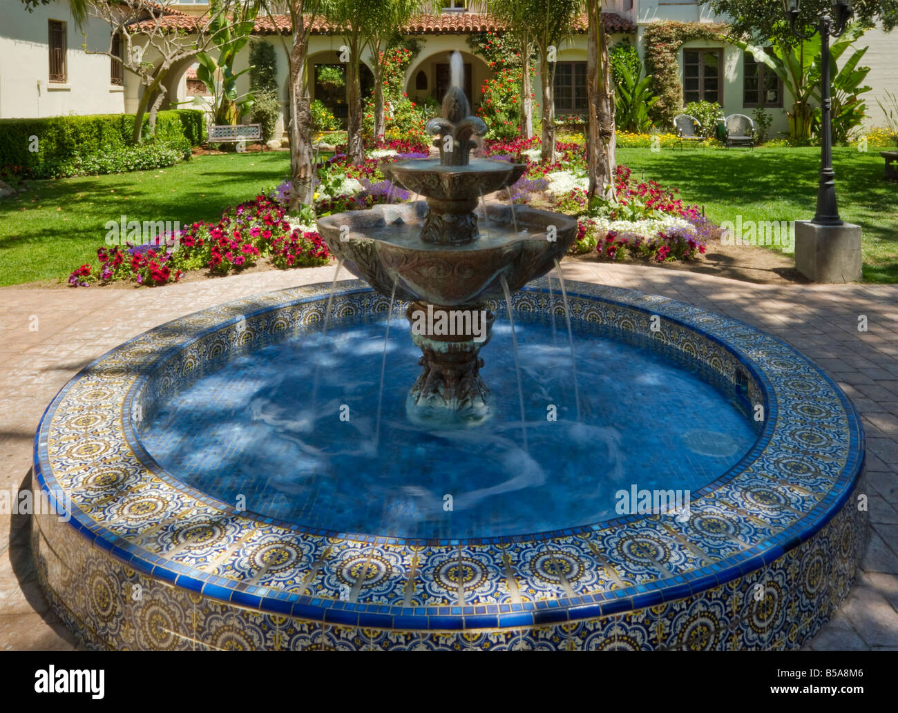 San Buenaventura Mission High Resolution Stock Photography And Images Alamy