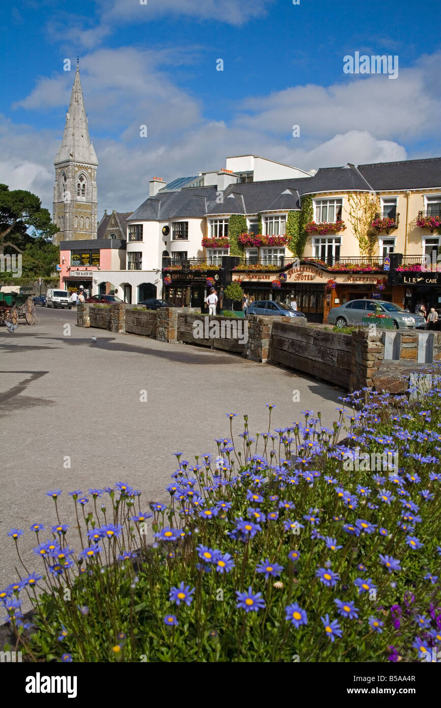Killarney Town, County Kerry, Munster, Republic of Ireland, Europe Stock Photo