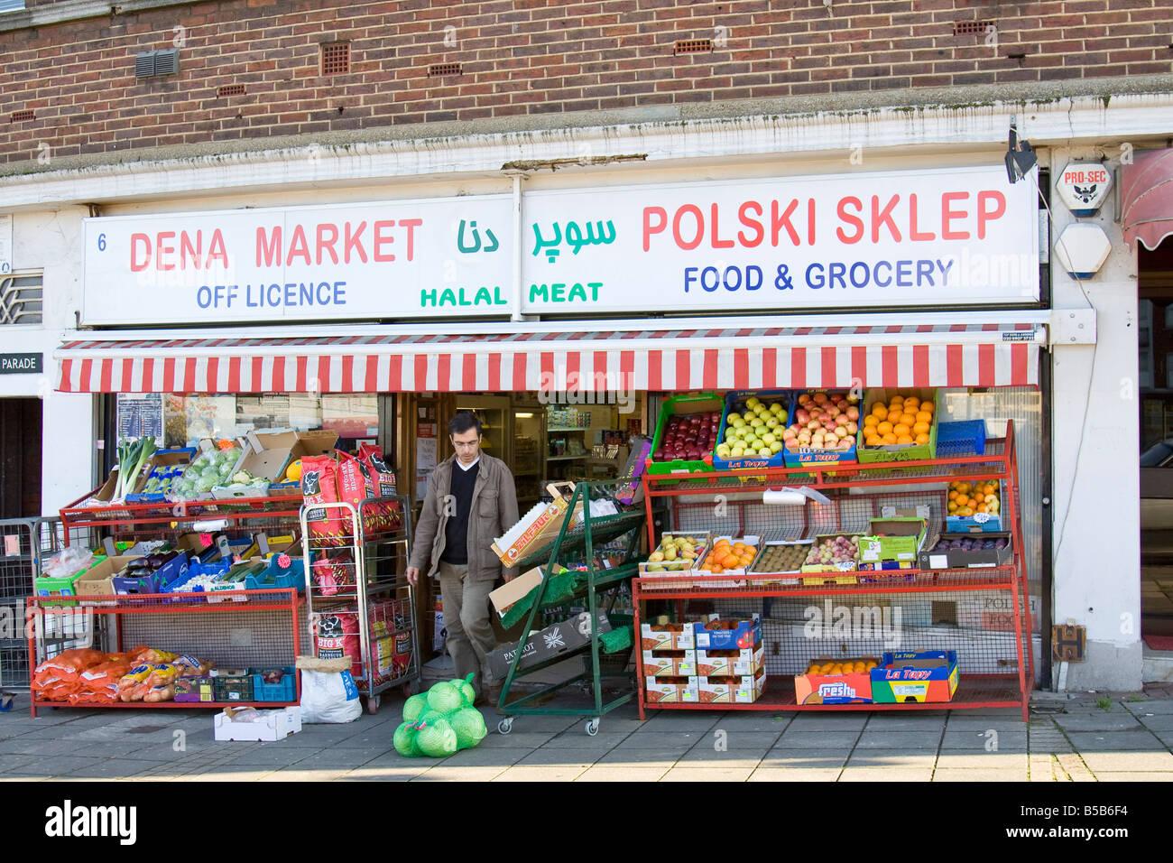 09c86b484de6d Polski Sklep Stock Photos & Polski Sklep Stock Images - Alamy