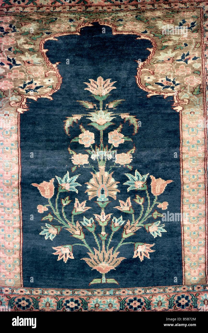 Mughal Floral Pattern Design