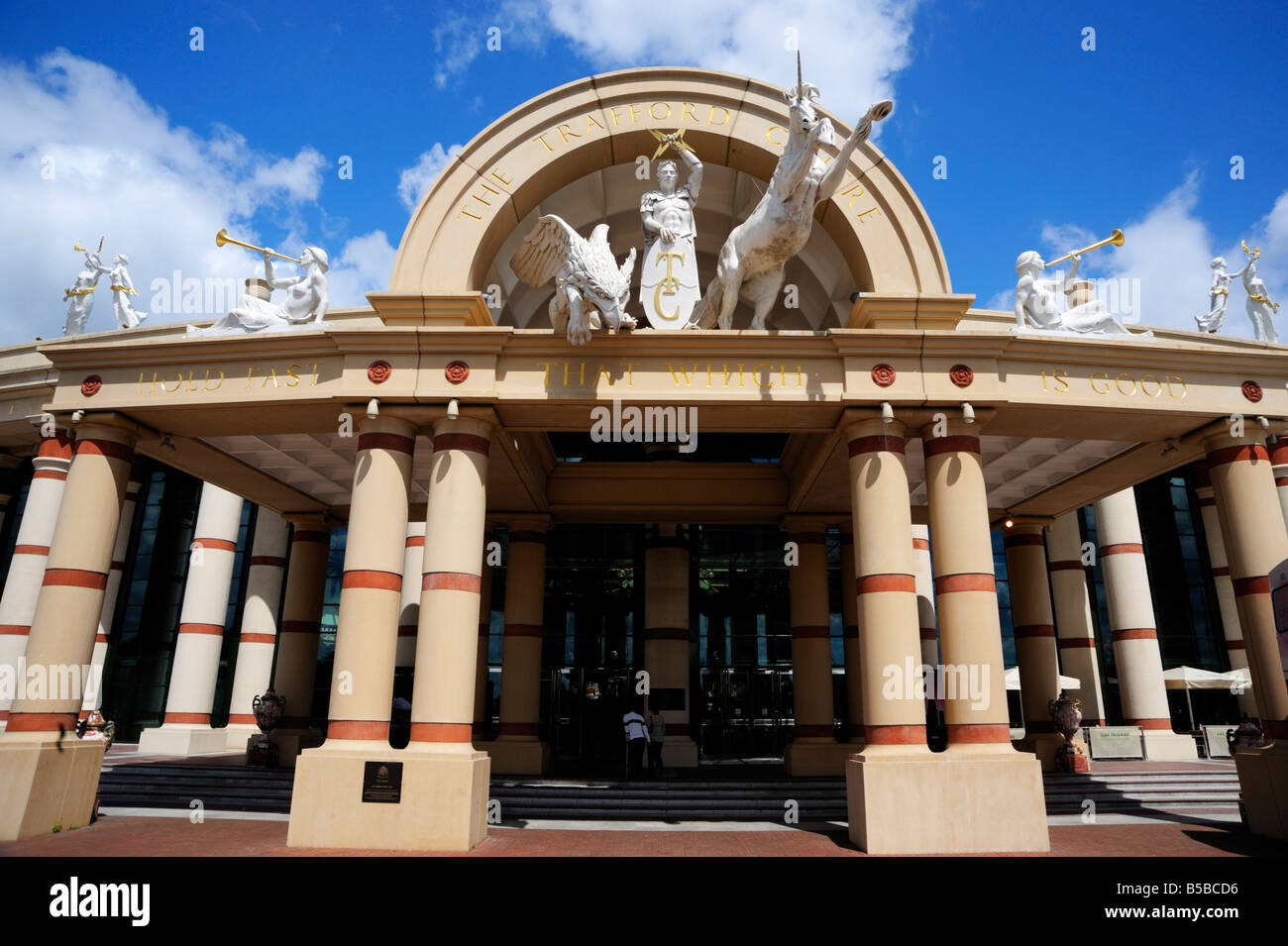 The Trafford Centre, Manchester, England, Europe - Stock Image