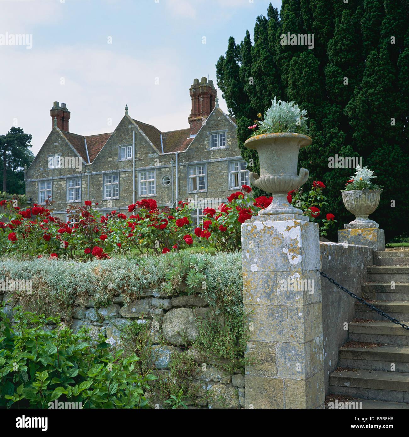 Barton Manor, Isle of Wight, England, Europe - Stock Image