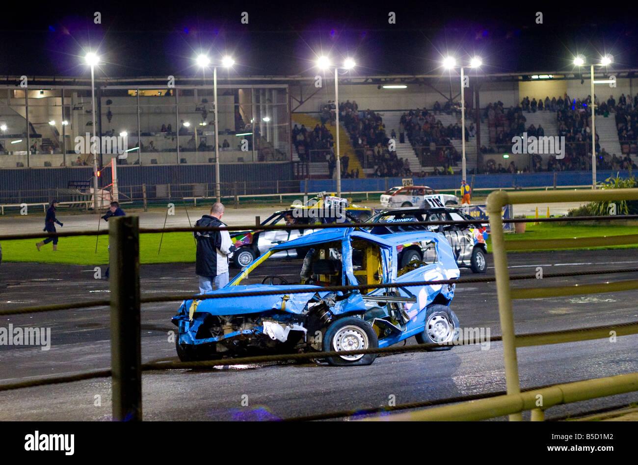 Banger Car Racing Wimbledon