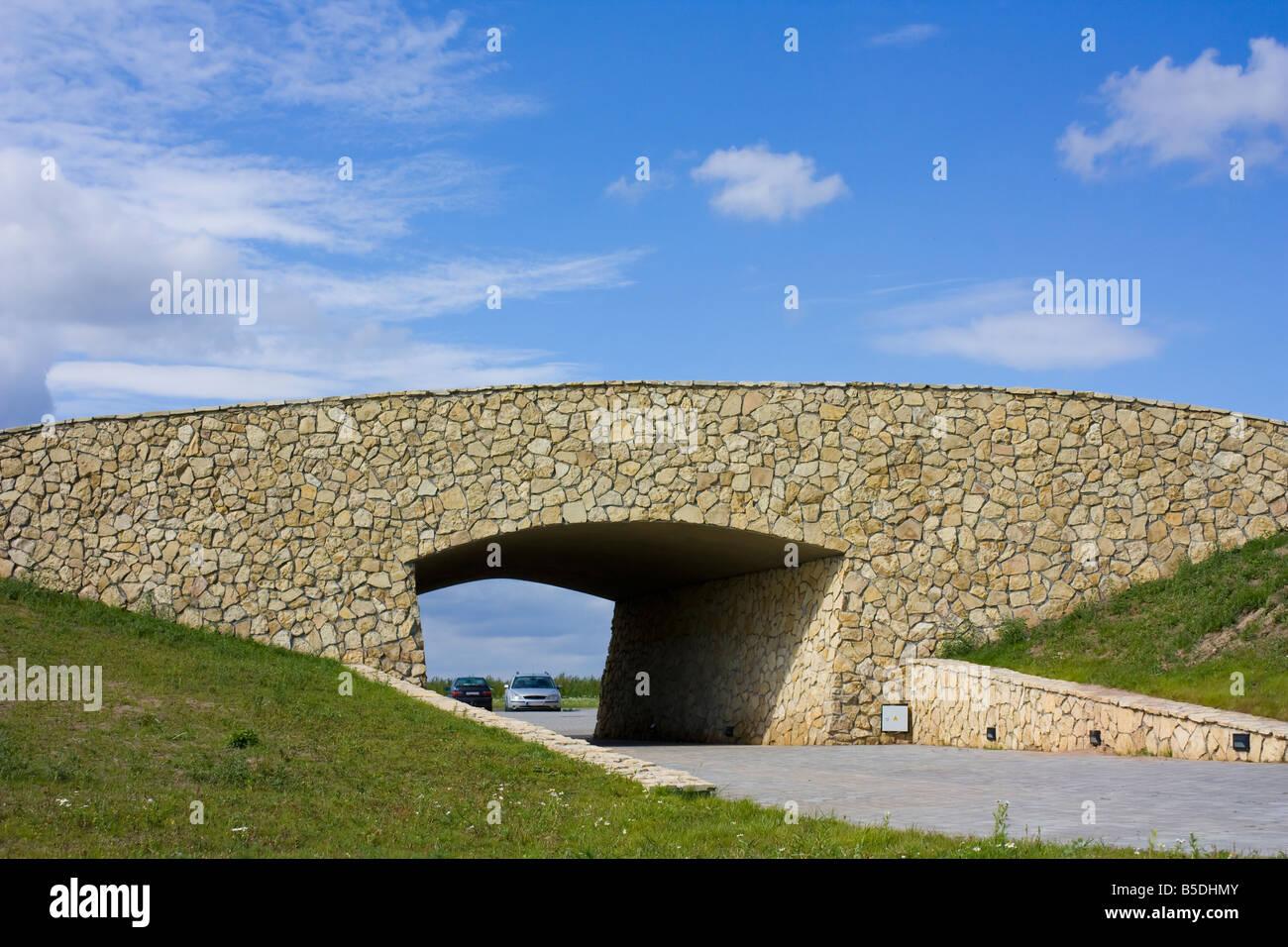 Stone Bridge - Stock Image