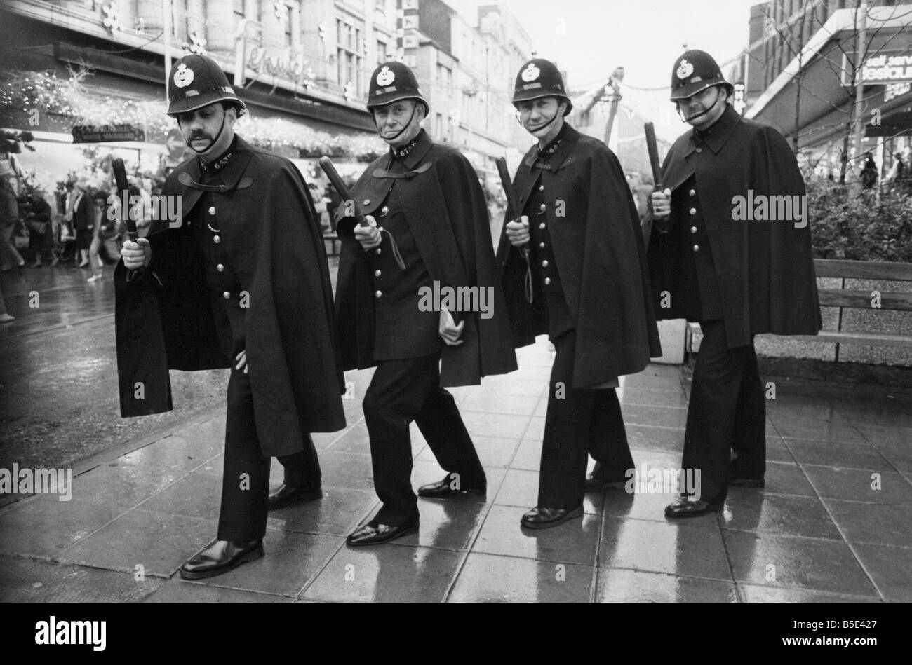 These Bobbies would have given robbers a run for their ...