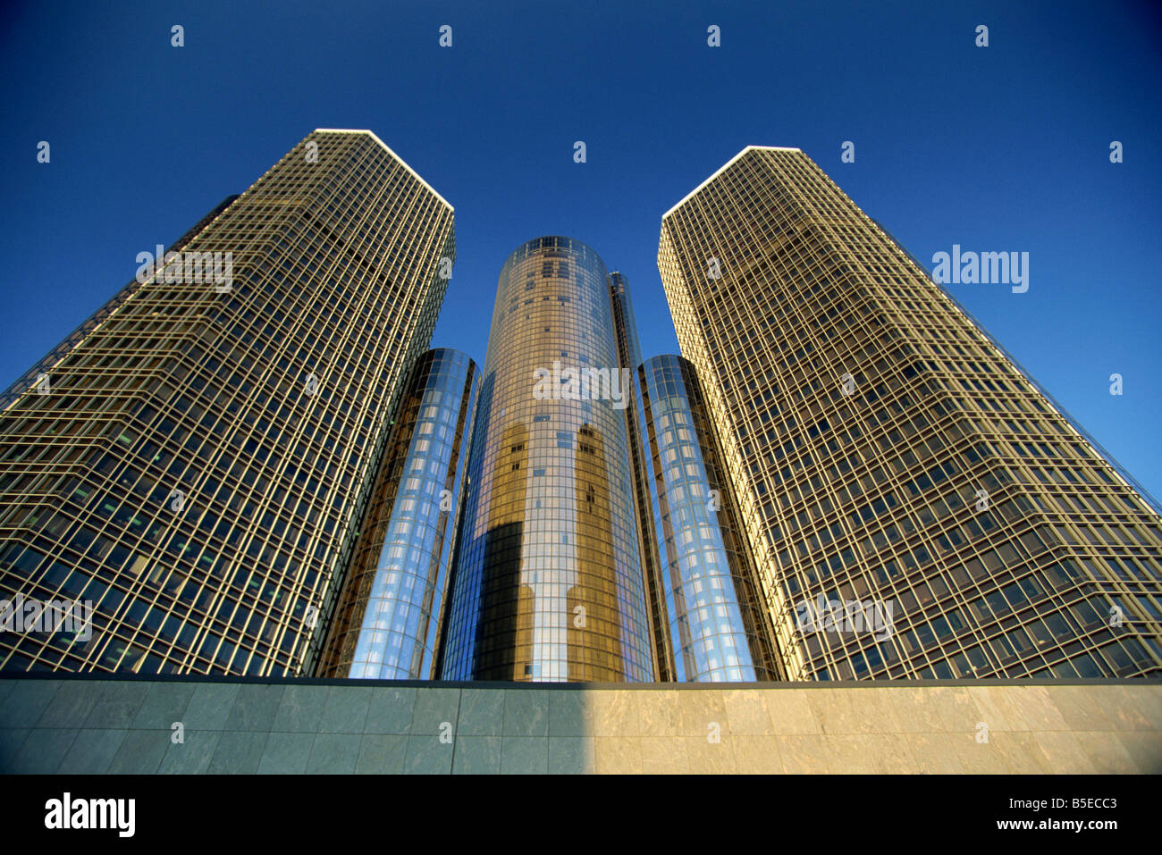 The Westin Hotel America S Tallest Hotel The Renaissance Centre A
