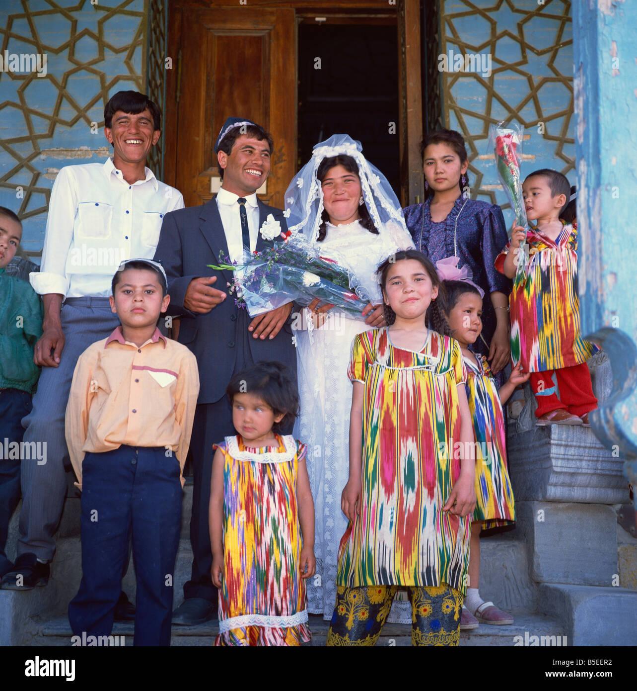 Uzbek wedding in tashkent