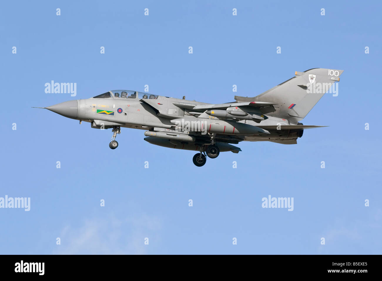 Bae British aerospace Tornado GR4 - Stock Image
