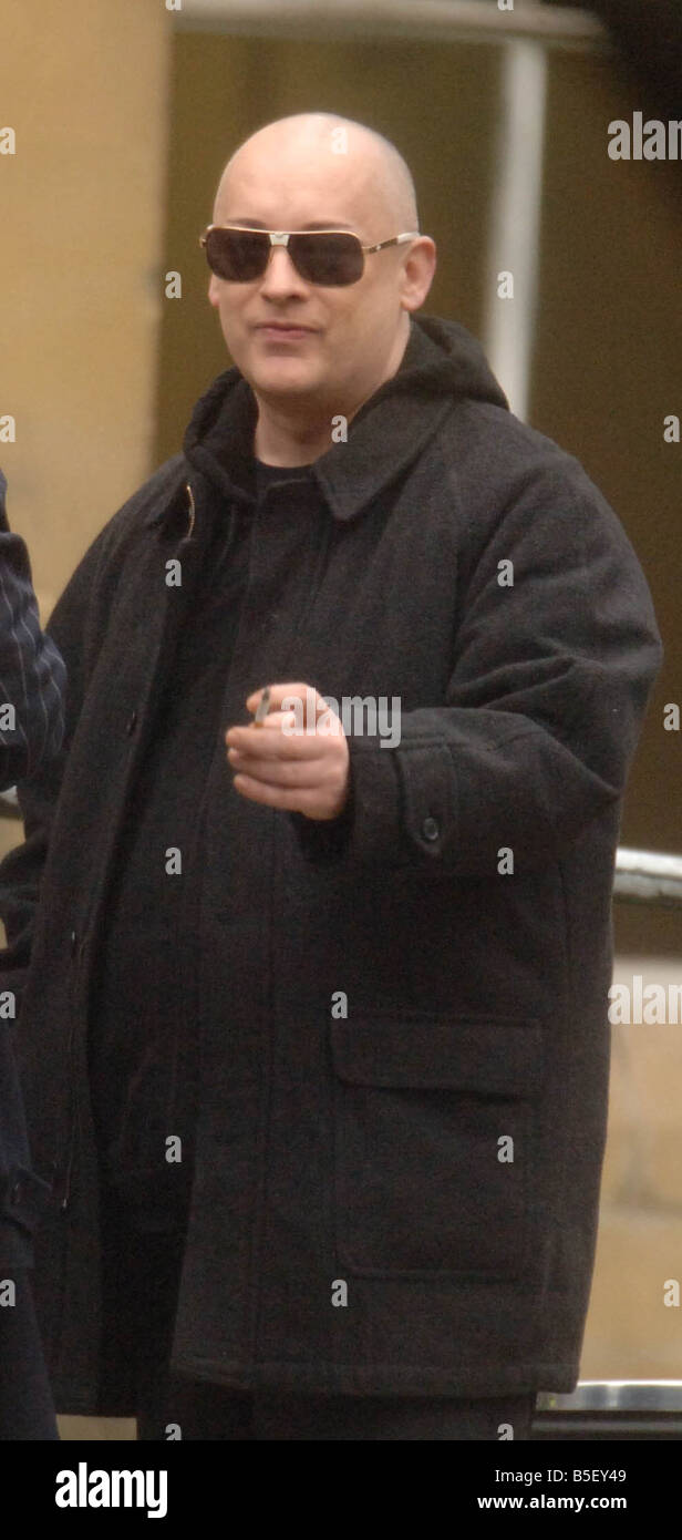 George O dowd better known to the world as Boy George arrives at  Snearsbrook Crown Court charged with false imprisonment after a male escort  accused the 80s ...