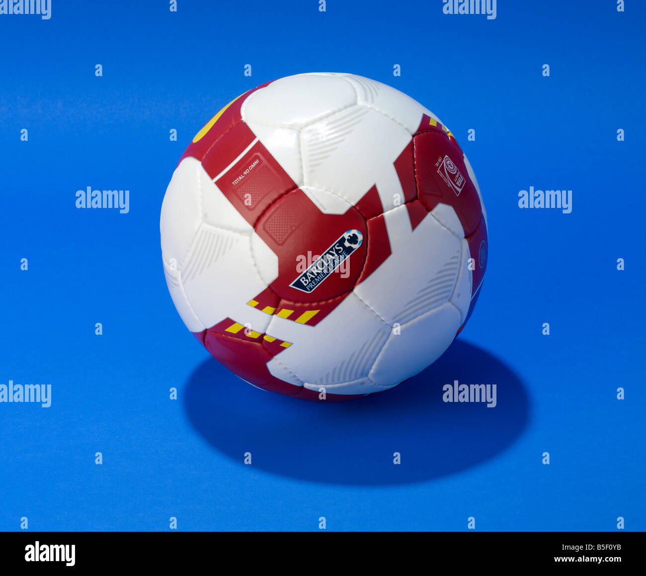 Barclays premier league football - Stock Image