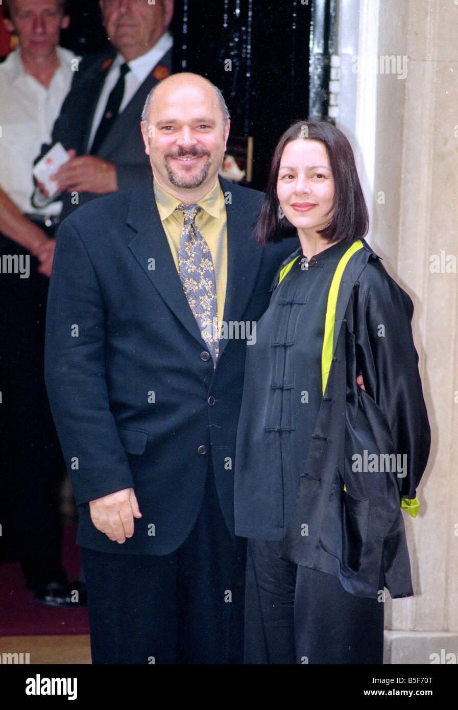 Anthony Minghella Wife