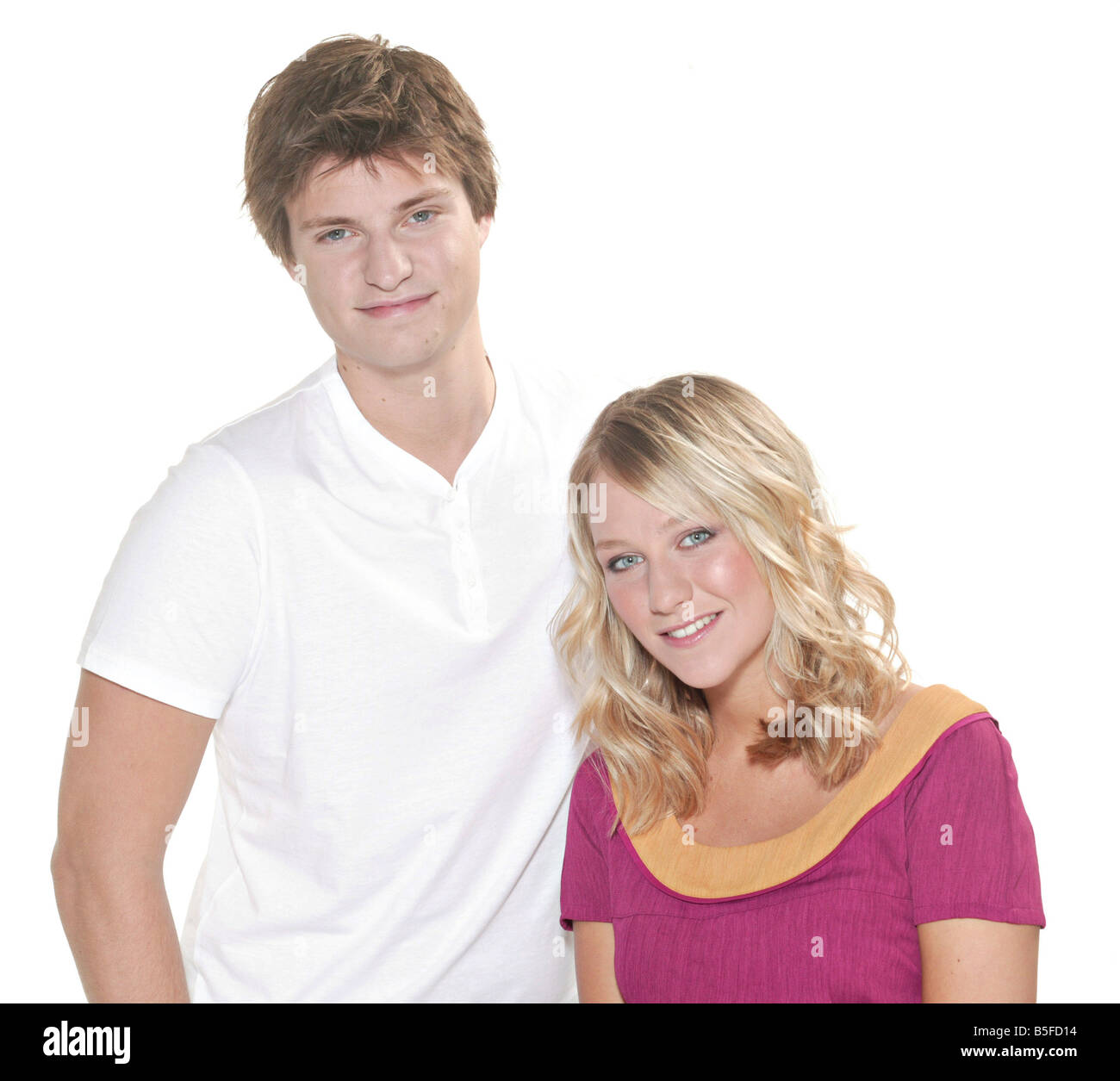 Tv Presenters Chloe And Jack Madeley Son And Daughter Of Richard And