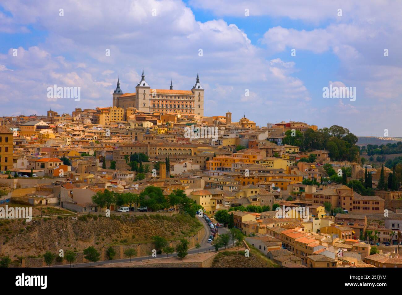 Castilla La Mancha Toledo Spain - Stock Image