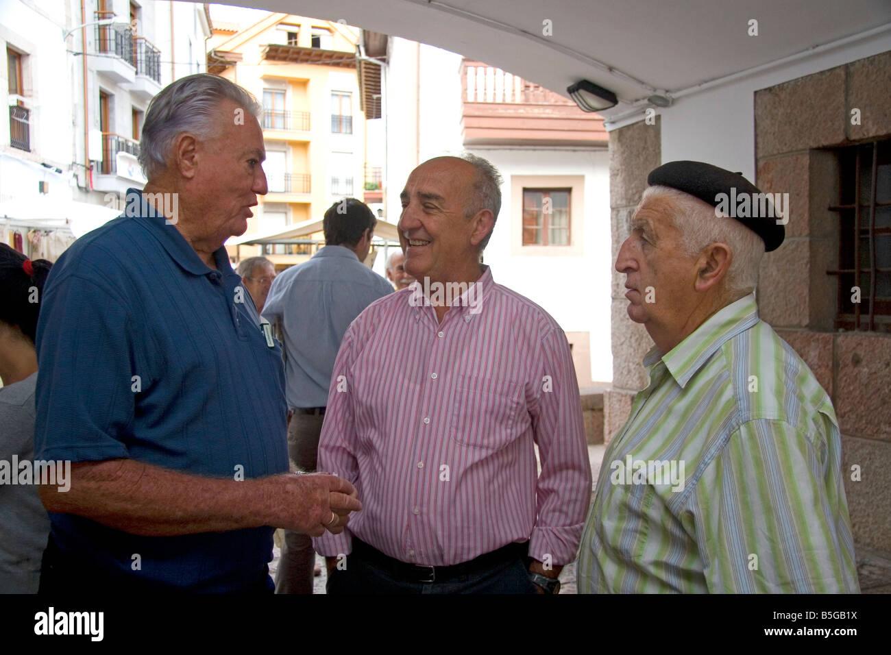 Spanish men