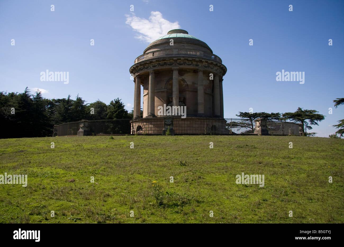 Mausoleum - Stock Image
