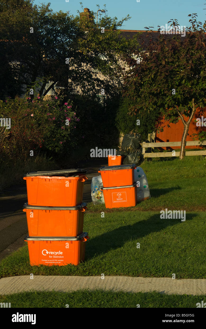Recycling - Stock Image