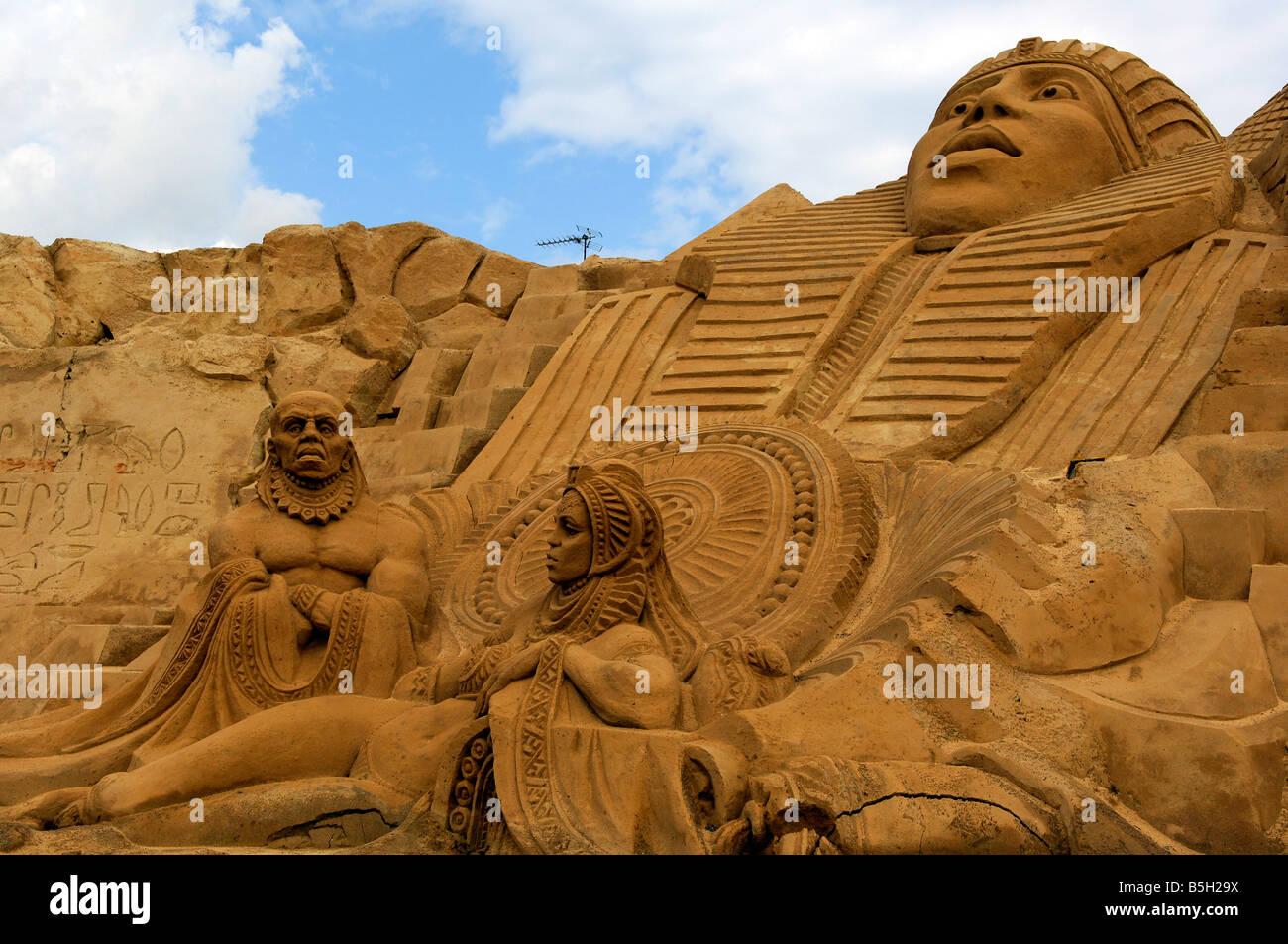 pharaoh egyptian ancient egypt royalty Stock Photo: 20658678
