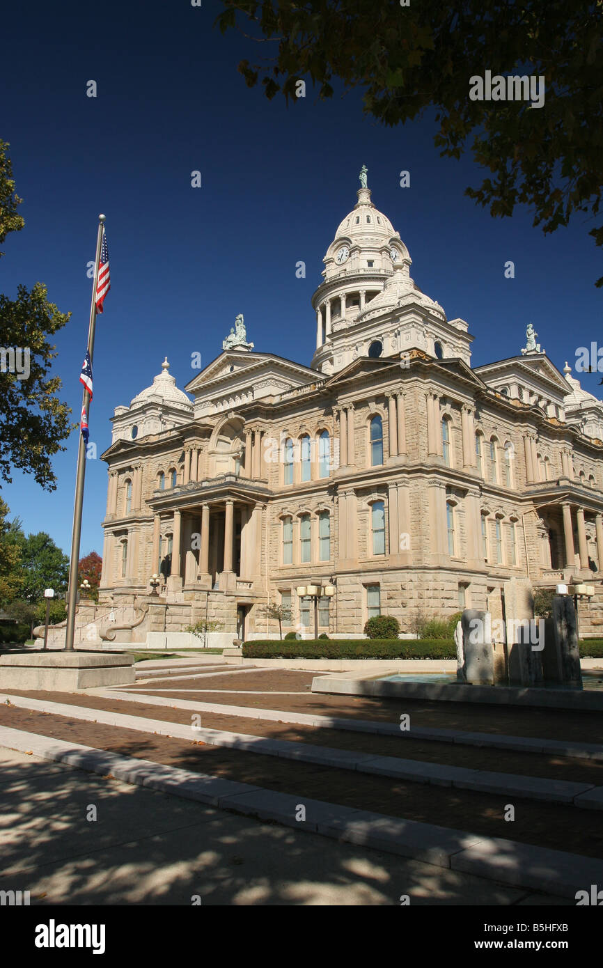 Troy Ohio High Resolution Stock Photography And Images Alamy