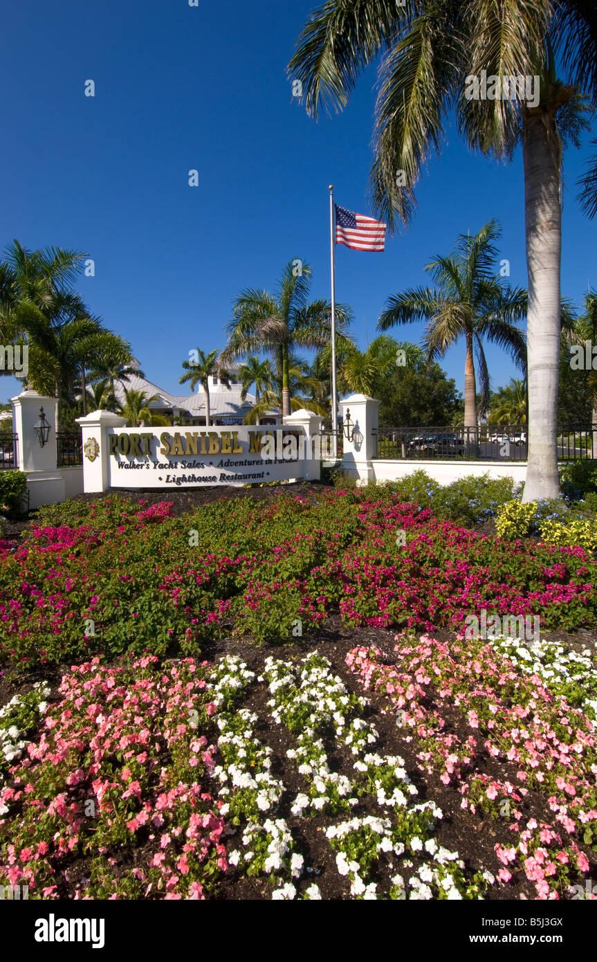 United America Florida Port Sanibel Stock Photos & United America ...