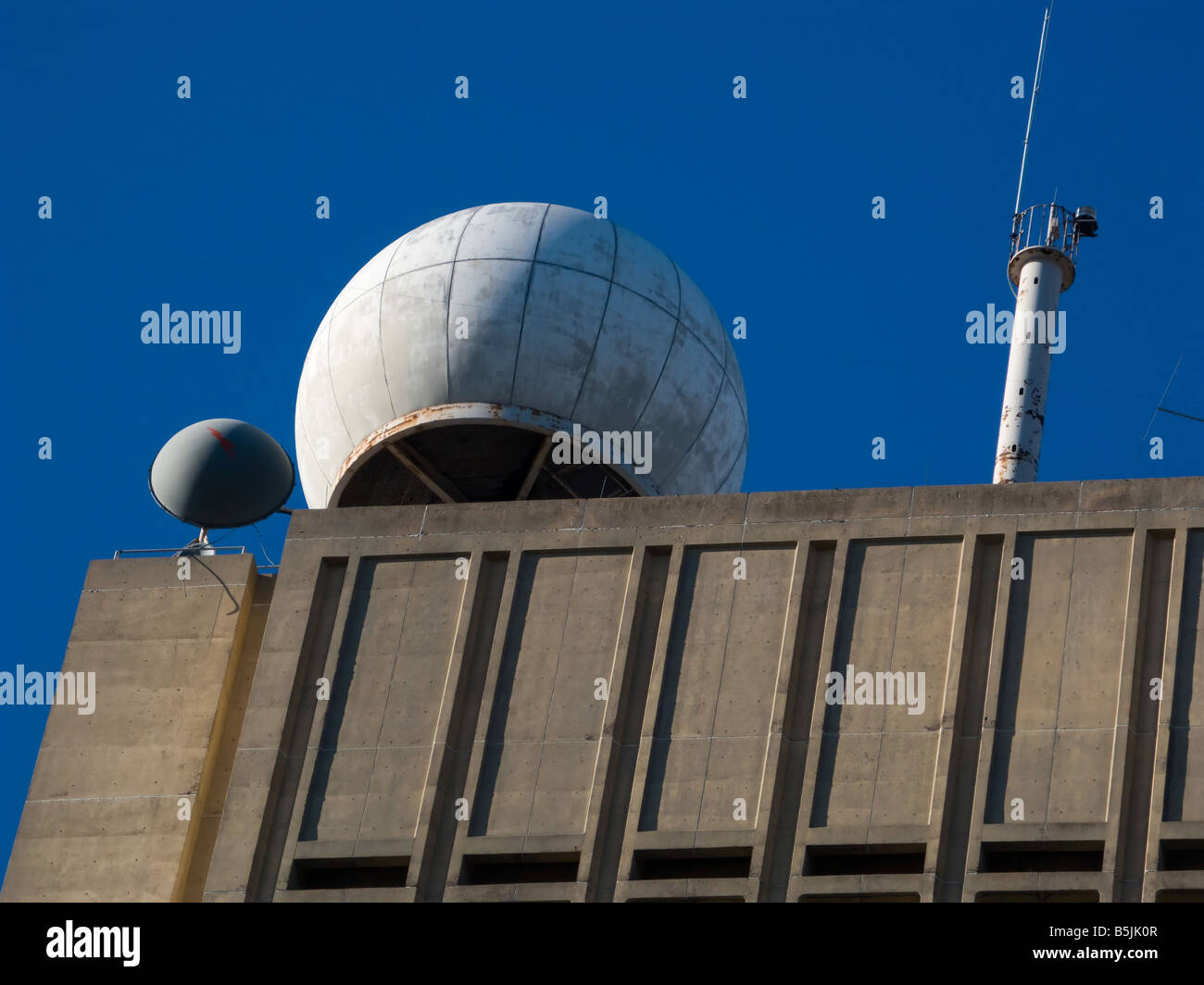 The top of the Green Building on the MIT campus as seen on 10 20 2008 - Stock Image