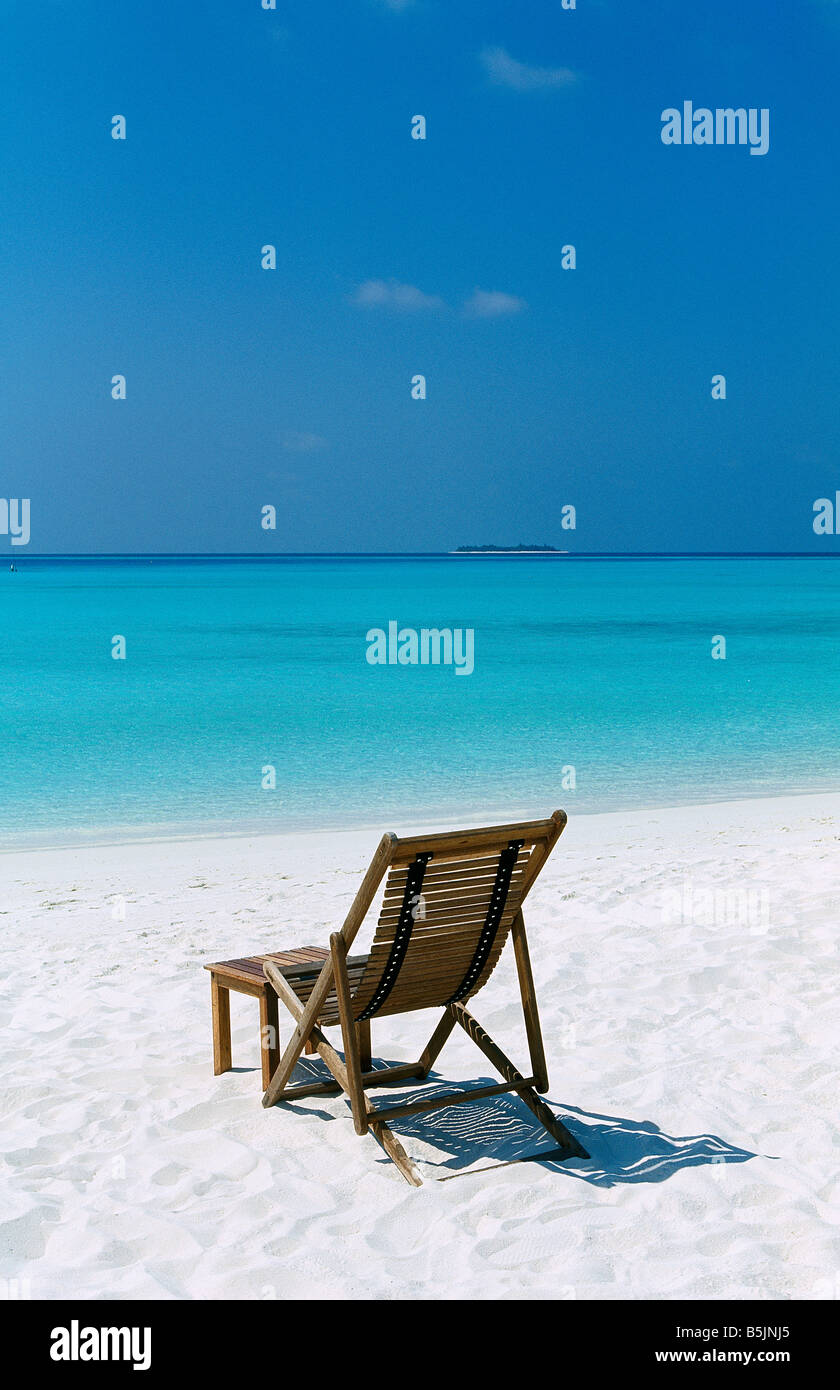 Maldives - Stock Image