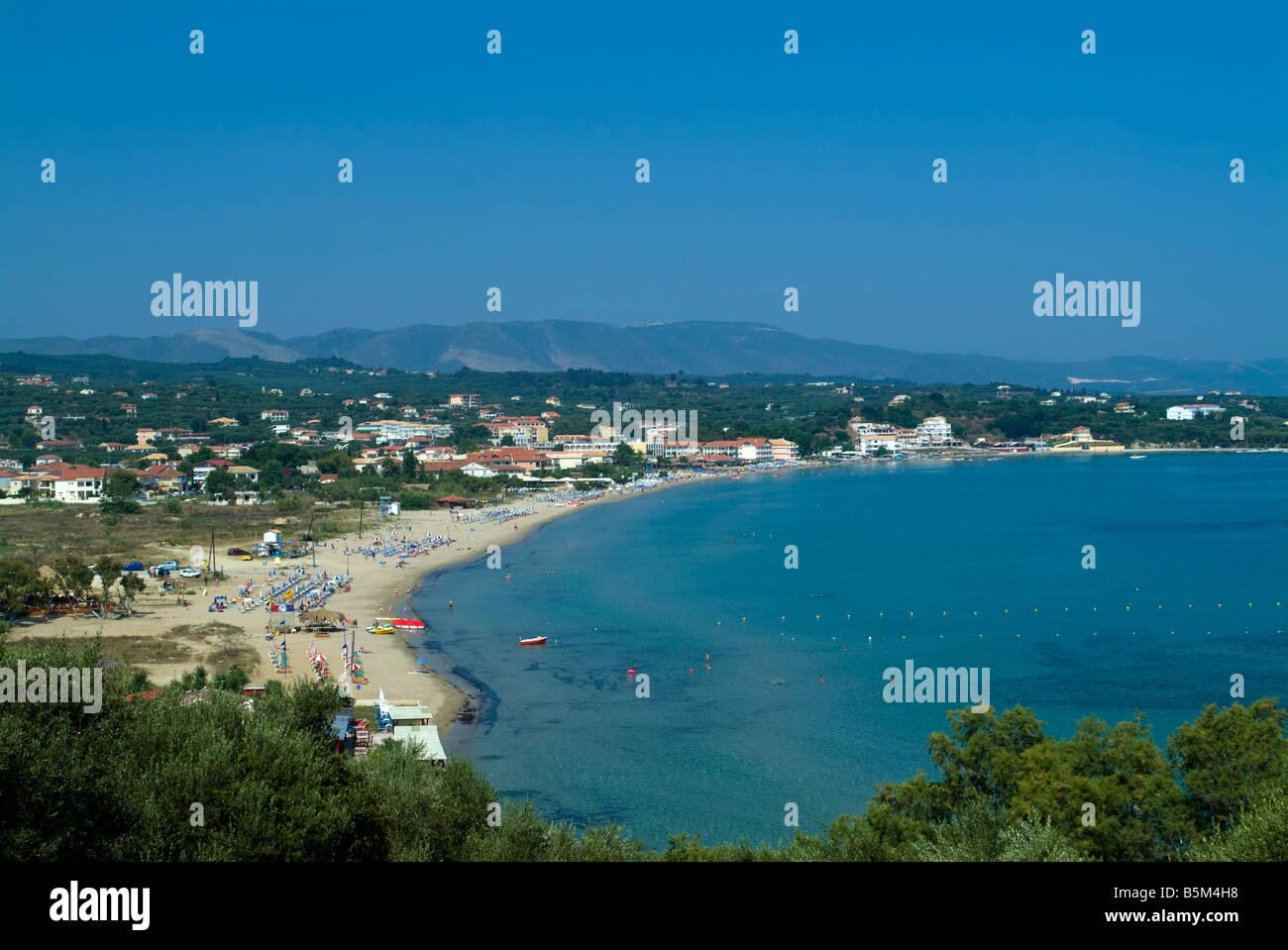 Tsilivi, Zakynthos, Ionian islands, Greece - Stock Image