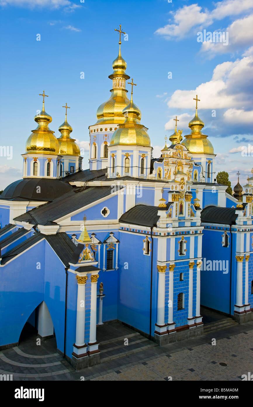 St Michaels Monastery, Kiev, Ukraine - Stock Image