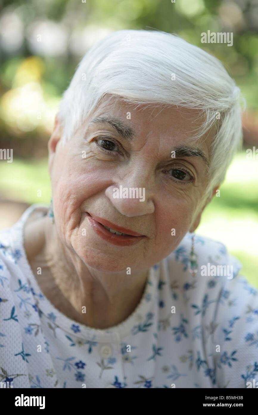 Italian mature facial