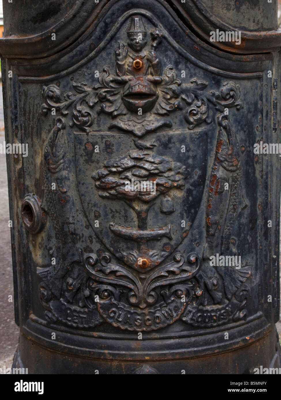 Cast Iron Works High Resolution Stock Photography And Images Alamy