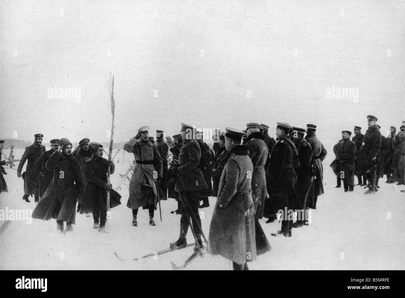 Truce World War Stock Photos & Truce World War Stock Images - Alamy