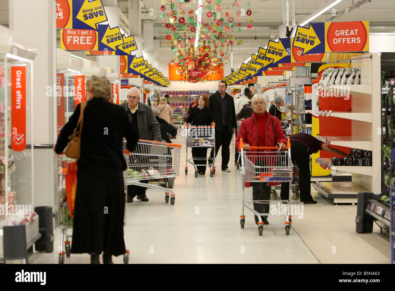 """threats of morrisons supermarkets Atradius claims suppliers to the """"big four"""" risk being delisted and having their payment terms extended as the supermarkets shrink the number of products they sell and try to ease the pressure."""
