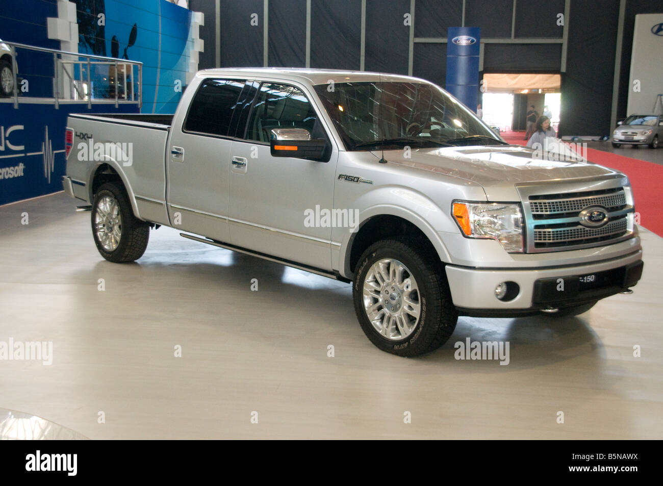 Ford F-150 Truck 2009 model - Stock Image