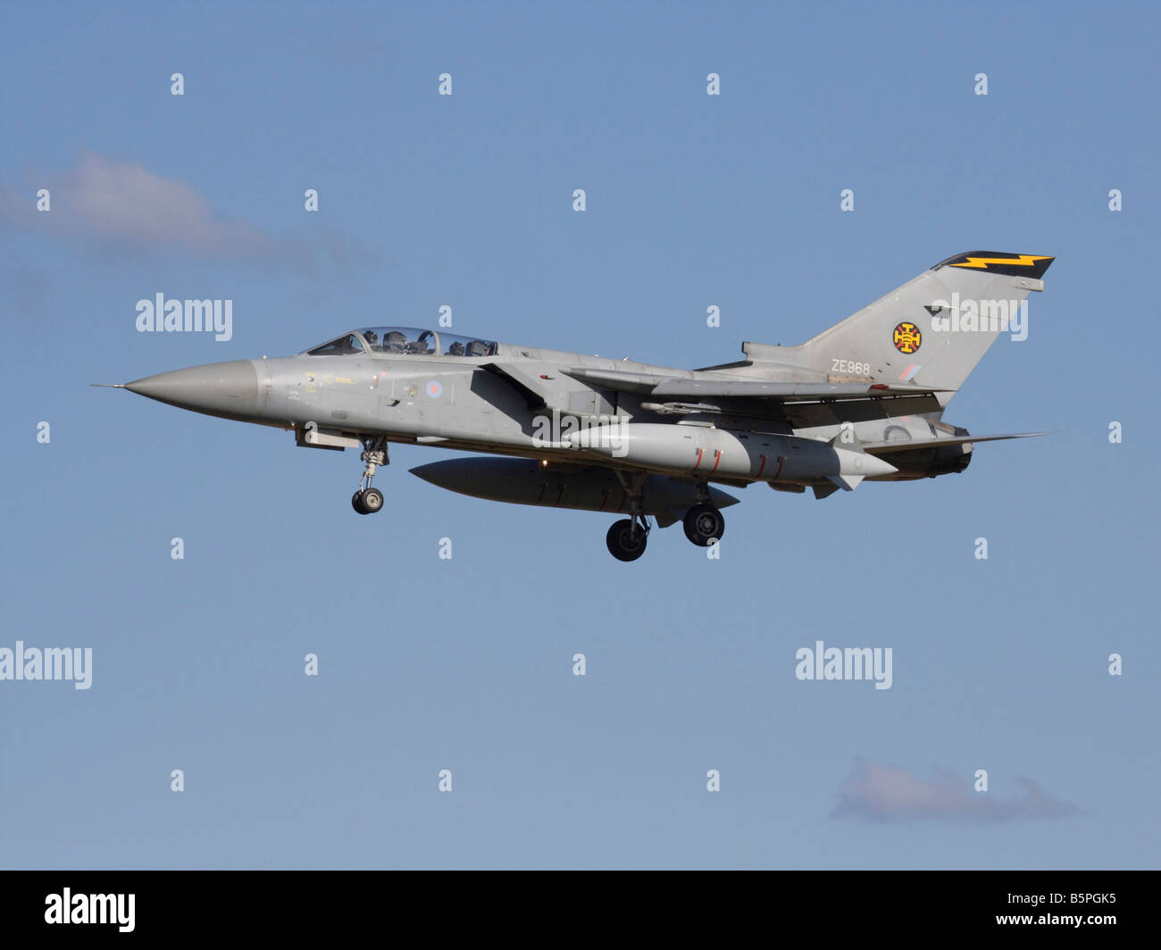 Tornado F3 of 111 Squadron, Royal Air Force - Stock Image