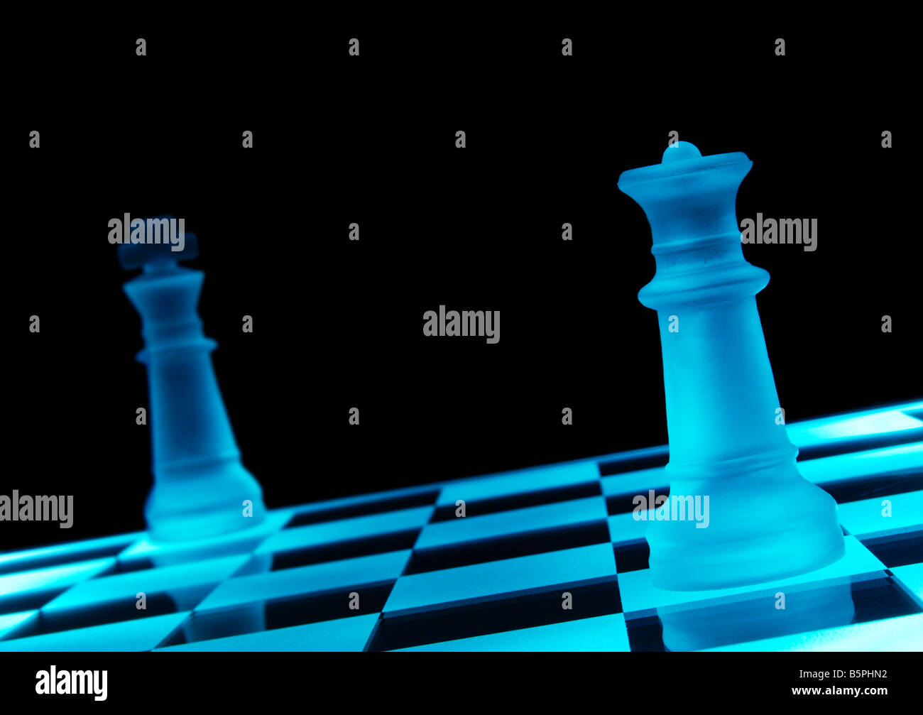 Chess piecesStock Photo