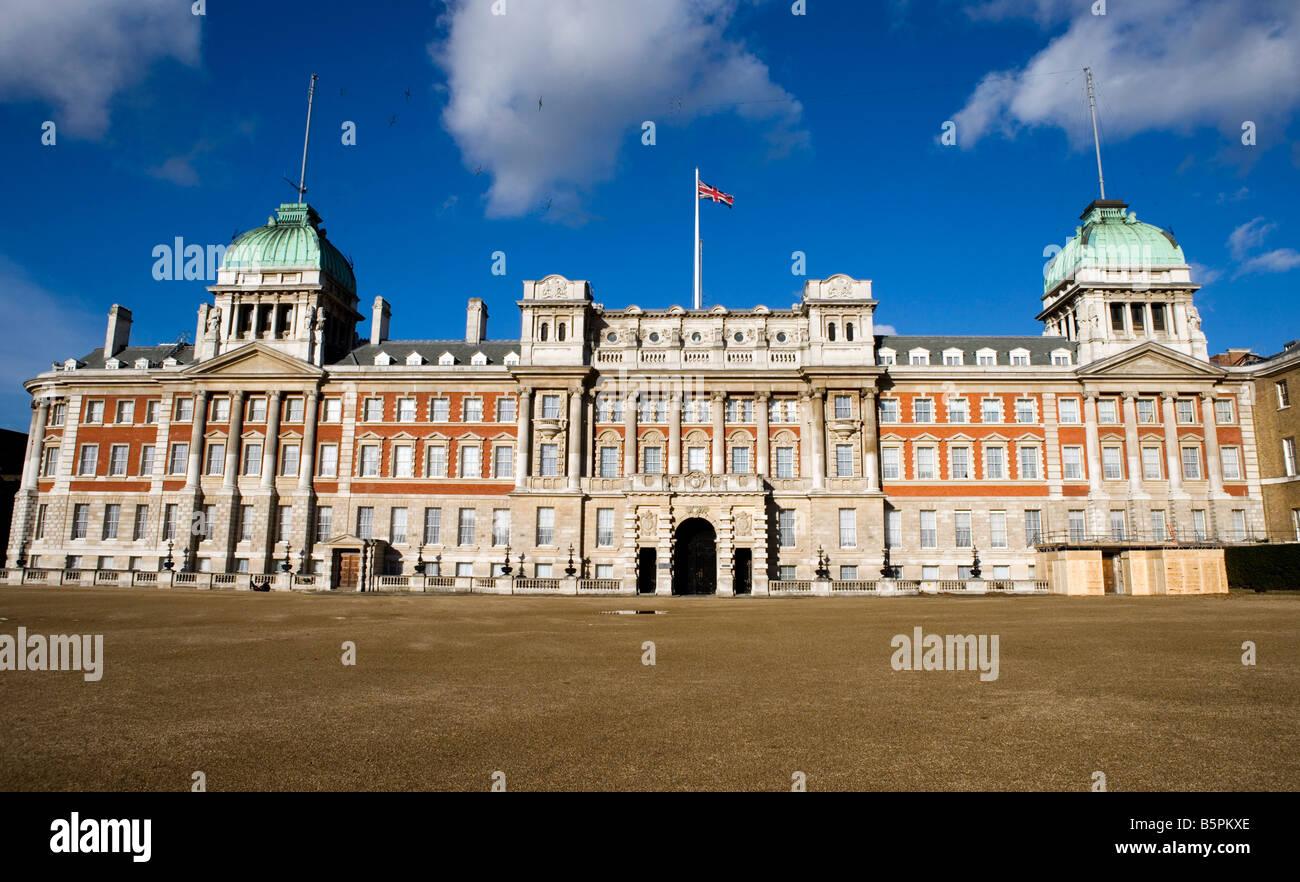 Horse Guards parade ground Whitehall, London, United Kingdom. - Stock Image