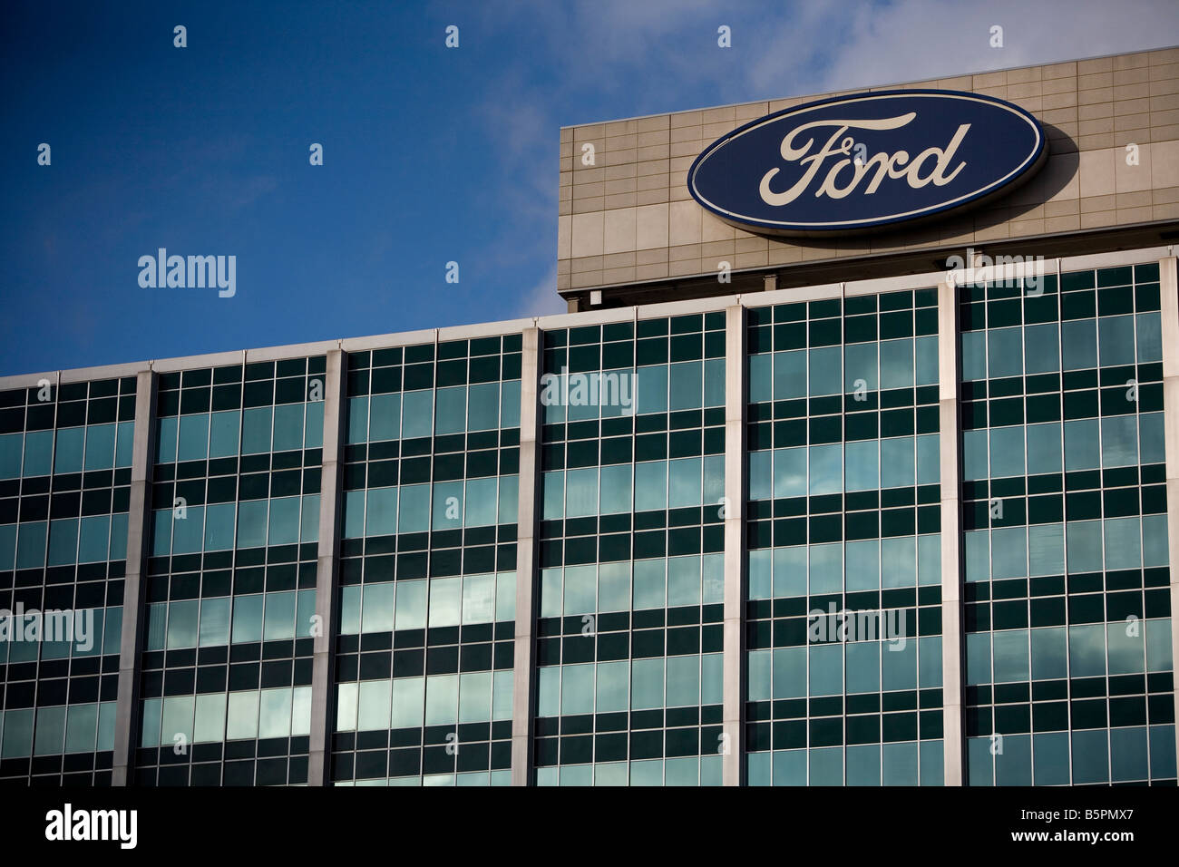 Ford Car Factory Detroit Stock Photos Amp Ford Car Factory
