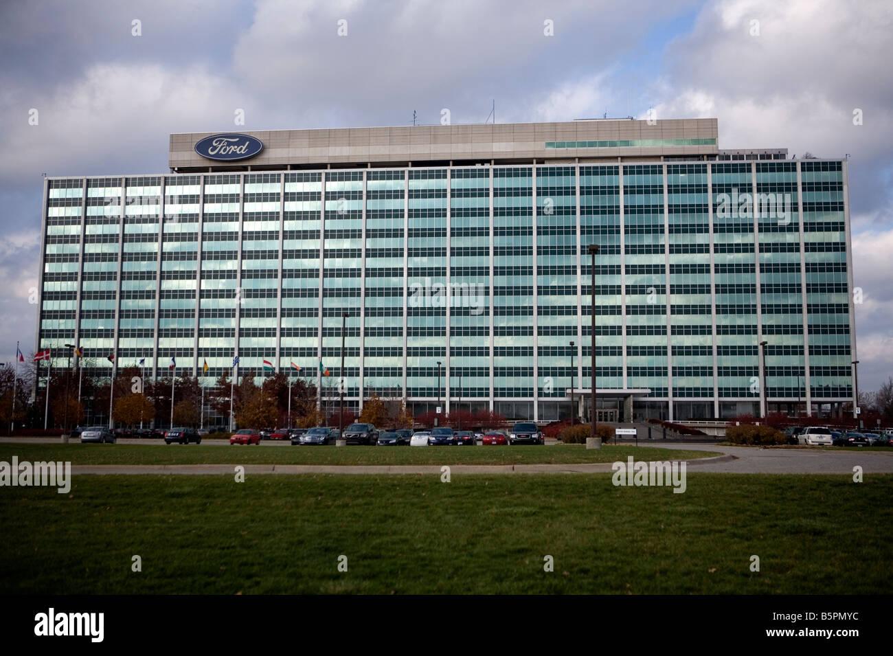 Ford Motor Company Dearborn Michigan Impremedia Net