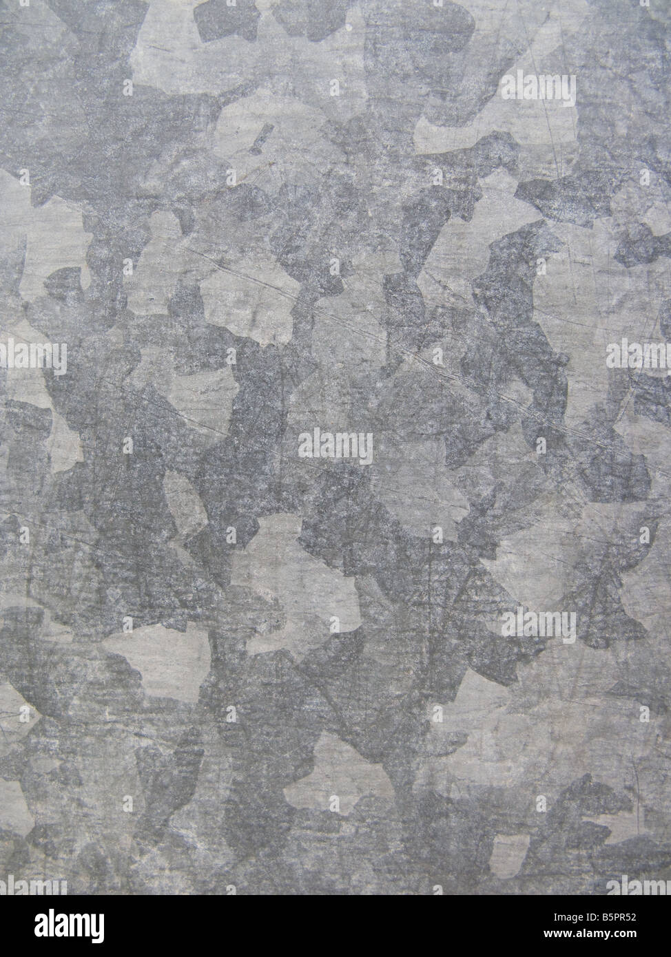 Galvanized plated metal surface. Abstract background texture. - Stock Image