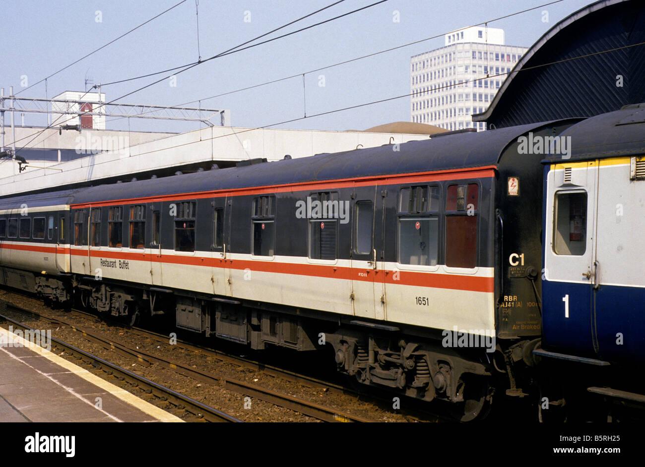 Railway Carriage Restaurant London